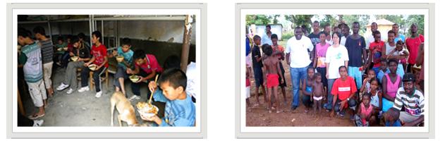 關愛之家-大陸收容業務與非洲聖多美普林西比國愛滋病資訊推廣計畫照片